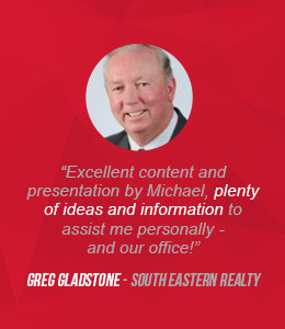 Greg Gladstone, South Eastern Realty